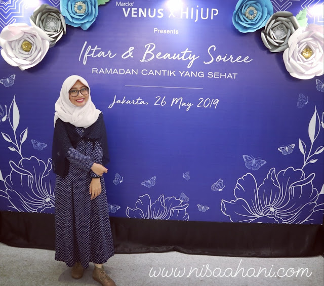 Marcks Venus dan HIJUP