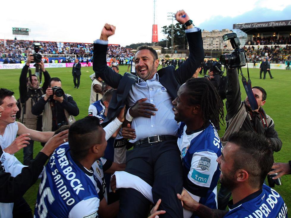 Reflexão Portista  O negócio do FC Porto são as vitórias cc896a901da41