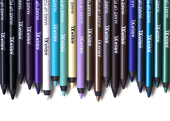 Make Up For Ever Aqua XL Eye Pencils M22 S20 I24 I32 I34 I36 ME42 S50 M60 D62 M16 M26 M30 M40 M92 M10 D12 M14 M80 I90 Review
