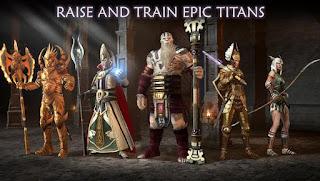 Dawn of Titans v1.20.14 Mod Apk Data (Free Shopping)