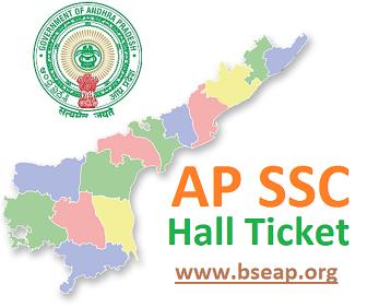 BSEAP SSC Hall ticket 2019