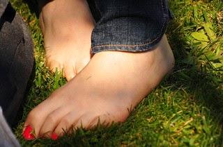 Cómo quitar los callos de los pies
