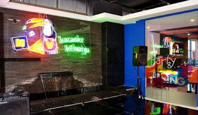 Harga Room NAV Semarang Karaoke Keluarga