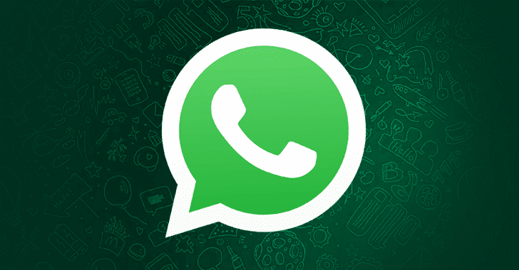 That's all it took to hack your WhatsApp messages, files