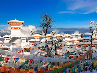Bhutan Tours, On the Wings of Change