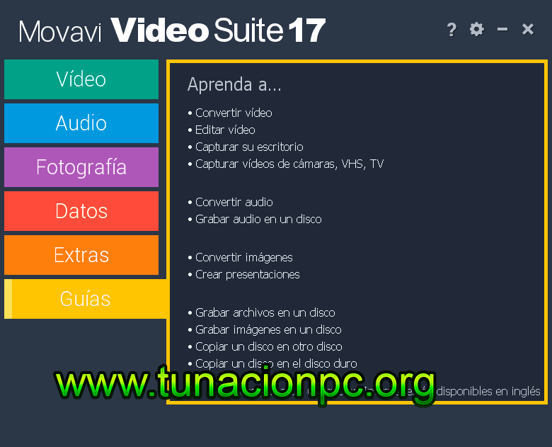 Descargar Movavi Video Suite con Activador