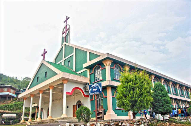 Vungoju Sector - Wokha Town Baptist Church photo