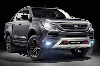 Holden Colorado SportsCat by HSV 4x4 Crew Cab (2018) Front Side