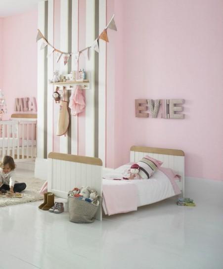 Colori cameretta neonato for Idee pareti cameretta neonato