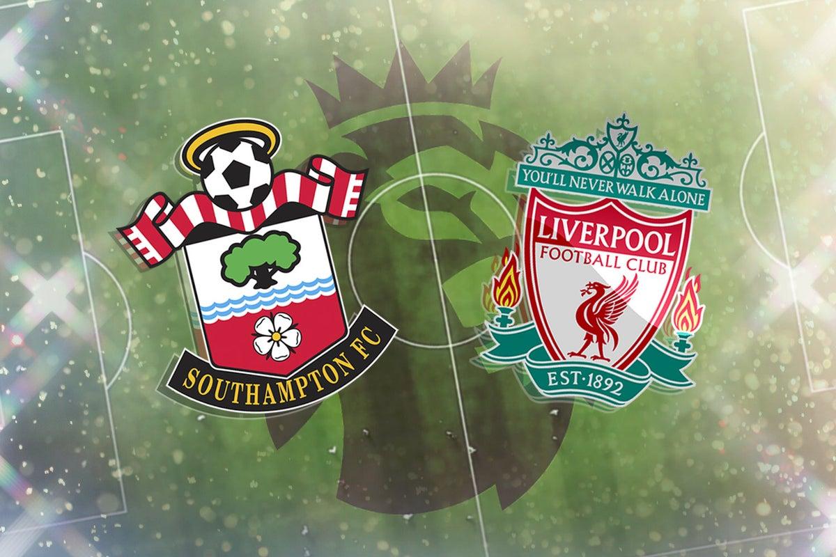 موعد مباراة ليفربول ضد ساوثهامبتون القادمة في الدوري الإنجليزي والقنوات الناقلة
