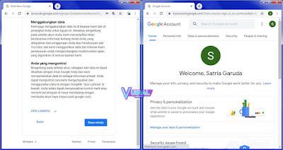 Cara Membuat Akun Google Baru Di Laptop/Komputer (PC) Tanpa Nomor HP (SIM Card) 4