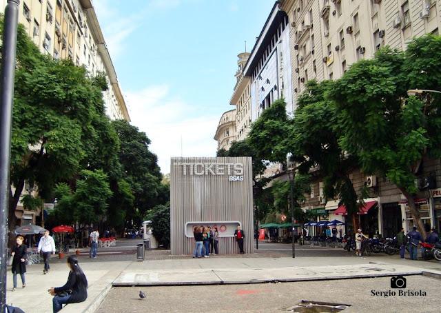 Posto da Tickets Buenos Aires