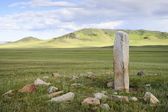 The Mysterious Steles of Mongolia