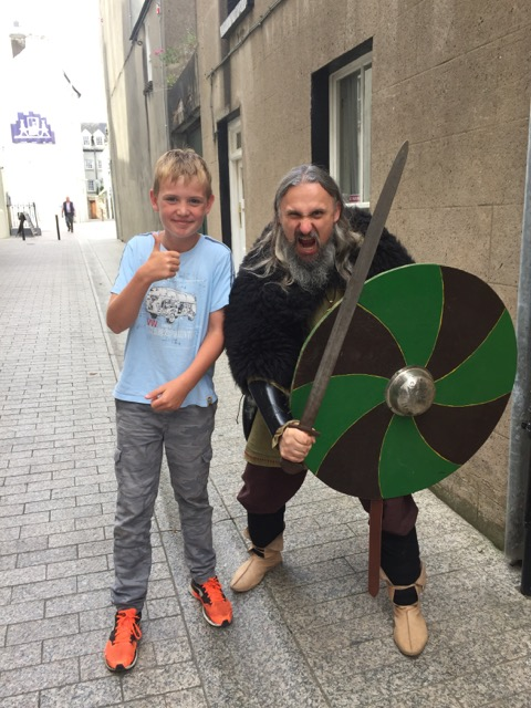 King of the Vikings Waterford