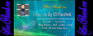 Cong cu lay Bai viet Id FAcebook