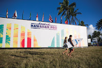 58 event site hawaiian pro 2017 foto WSL Tony Heff
