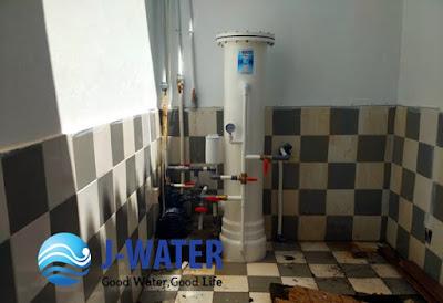 Saringan Air Di Ambengan Surabaya
