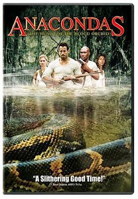 Anacondas The Hunt for the Blood Orchid (2004) 300MB DVDRip Hindi Dubbed Dual Audio [Hindi – English] MKV