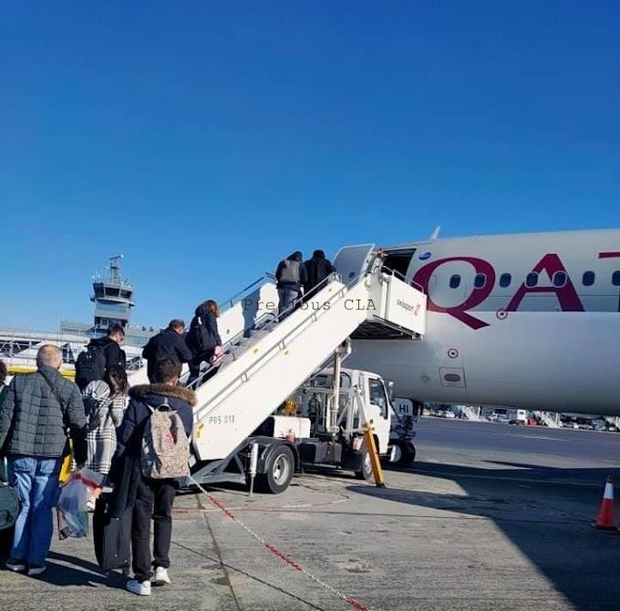 Mengejar Qatar Airlines di Kota Doha