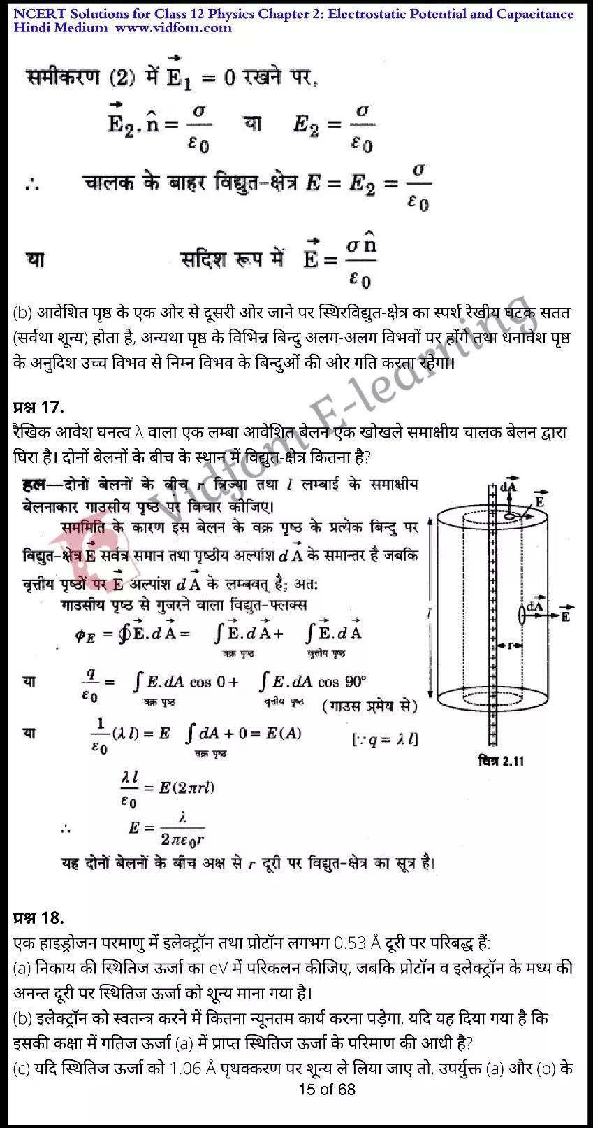 class 12 physics chapter 2 light hindi medium 15