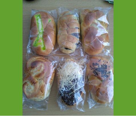 Kisah Nyata : Jual Sari Roti Tak Laku, Pedagang Ini Produksi Roti Sendiri