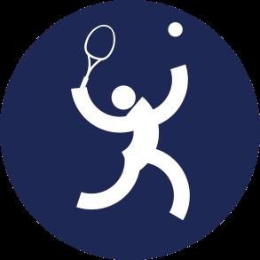 Icon Logo Tenis Asian Games 2018