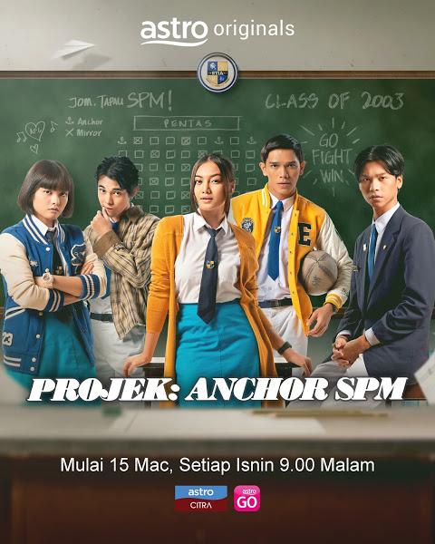 Projek Anchor SPM (2021)