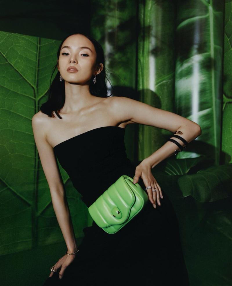 Xiao Wen Ju appears in Bulgari x Ambush accessories campaign