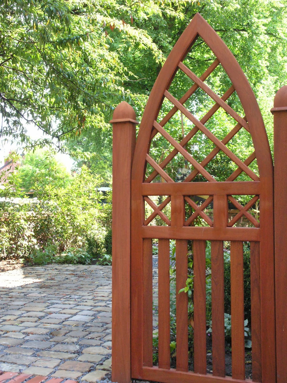 David Keegans Garden Design Blog: Front garden design ...