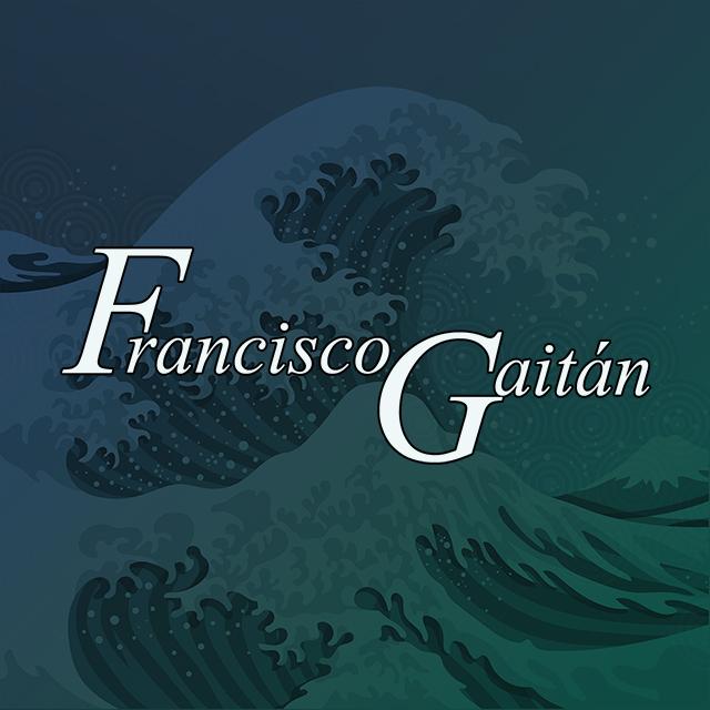 Imagen con el logotipo de Francisco Gaitán
