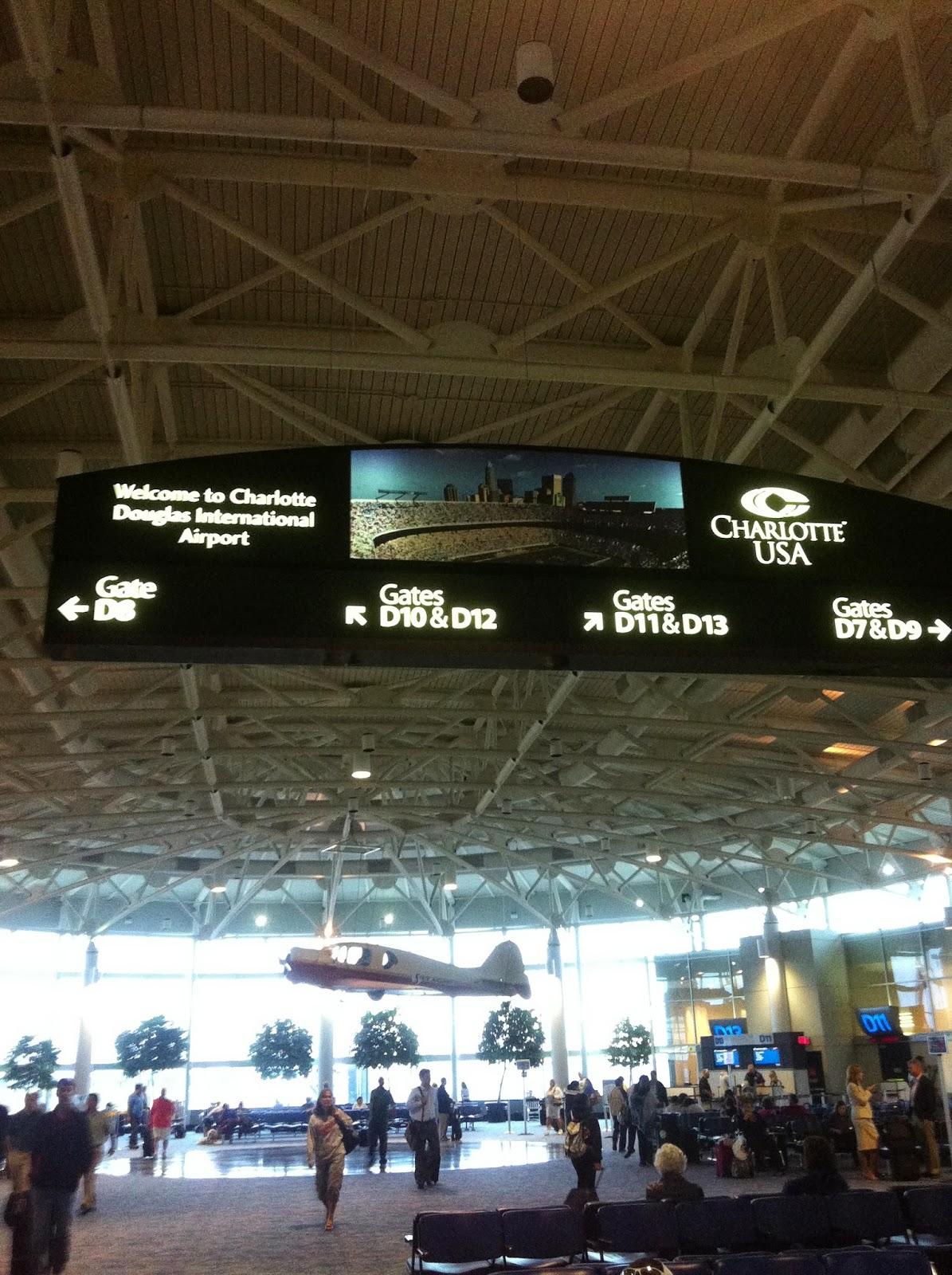 Aeroporto Charlotte