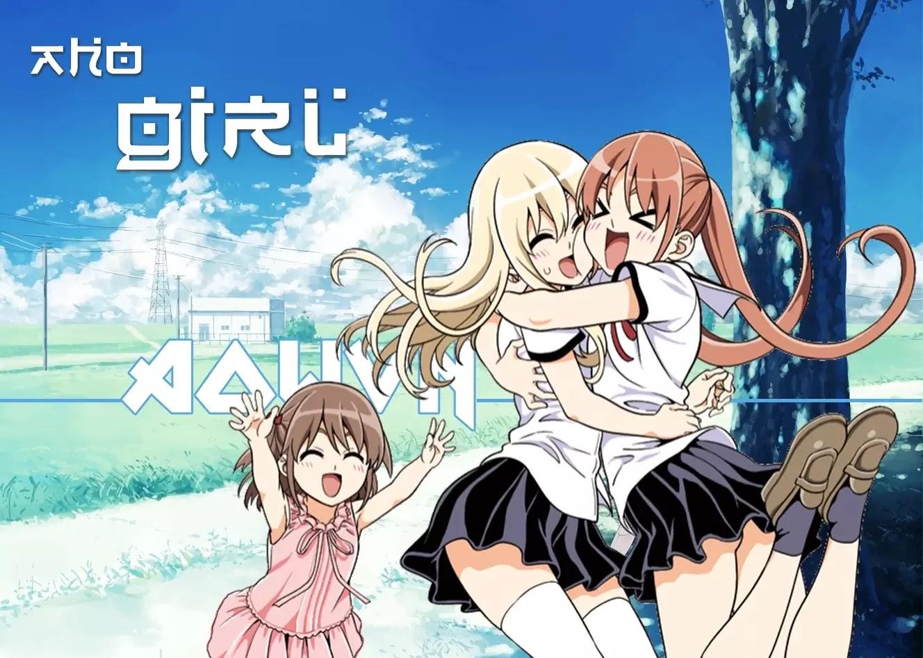 AowVN%2B%25281%2529 - [ Anime 3gp Mp4 ] Aho Girl | Vietsub - Cực Hài