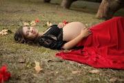 Cineasta Cícero Filho presenteia grávida que sofreu bullying com book fotográfico em Igarapé Grande