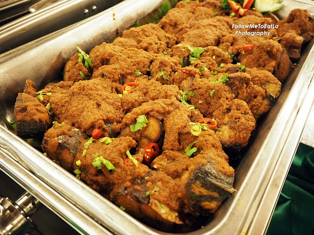 Ikan Masak Asam Kari