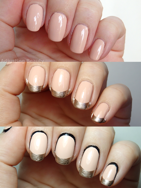 French Revival Nails (Spring 2016 Nail Trends)