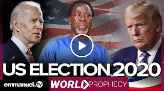 Prophet TB Joshua Shares Video Of How He Predicted Everything That Happened In The United States Presidential Election