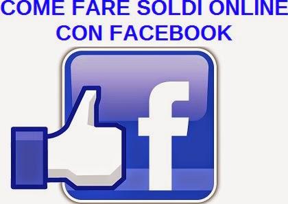si può guadagnare con facebook)