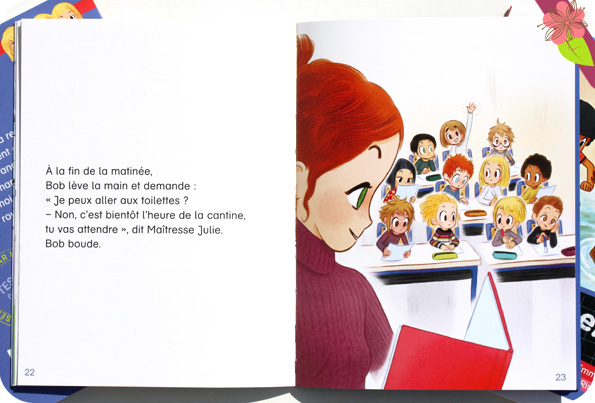 Série Je suis en CP de Magdalena et Emmanuel Ristord - Flammarion jeunesse