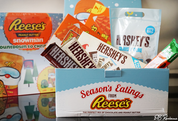 Reese's and Hershey's Chocolate Collection