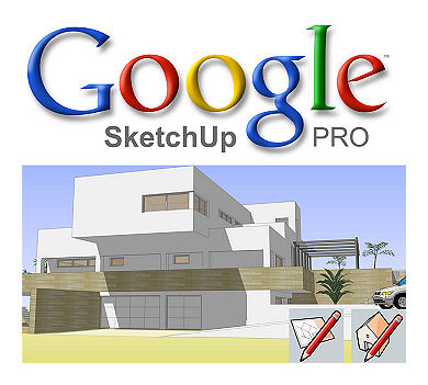 Google sketchup pro 8 full for Arquitectura 128 bits