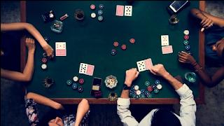 Game Stud 5 Kartu Poker