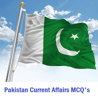 pakistan affairs mcqs
