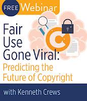 Logo for Fair Use Gone Viral webinar