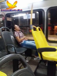 Dormindo no Louvor Norte 2018