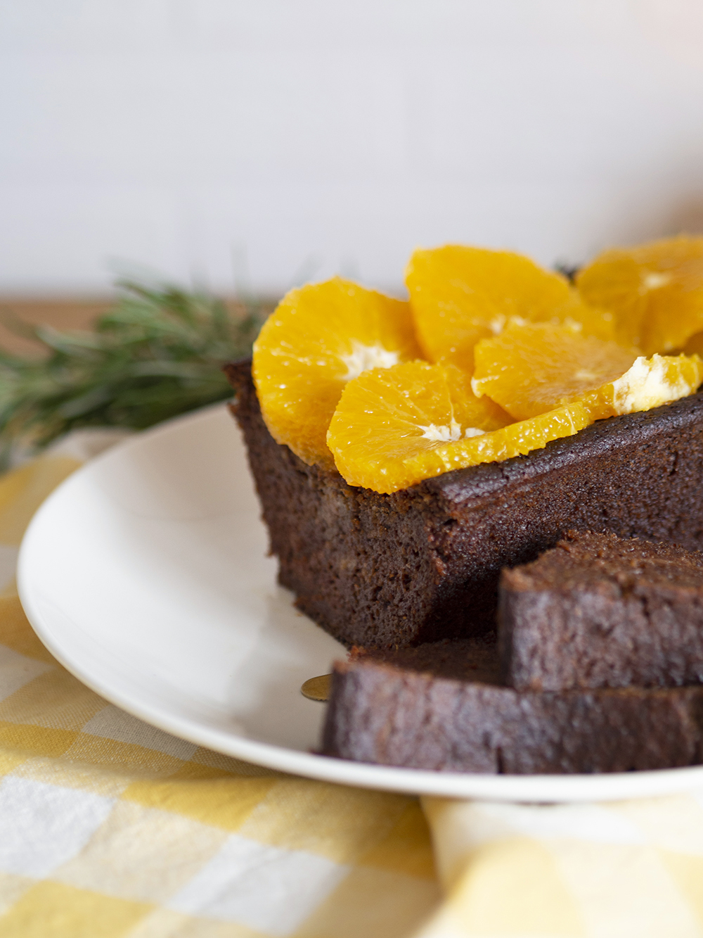 Bizcocho de naranja saludable_7