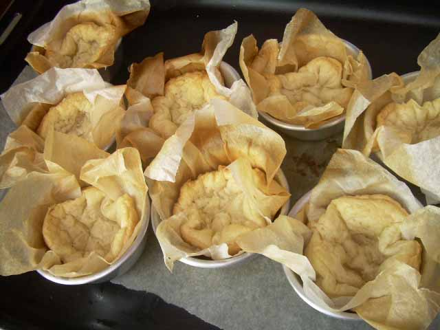 Nella cucina di teresa cestini di pasta sfoglia - Nella cucina di teresa ...