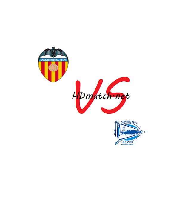 مباراة ديبورتيفو ألافيس وفالنسيا بث مباشر مشاهدة اون لاين اليوم 6-3-2020 بث مباشر الدوري الاسباني يلا شوت deportivo alaves vs valencia