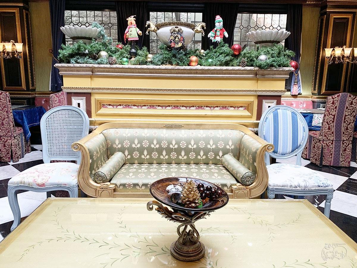 南投 仁愛鄉 老英格蘭莊園 維吉諾餐廳buffet早餐 莎士比亞音樂廳 享受華麗貴族之旅