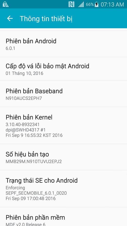 Rom + hướng dẫn cài Tiếng Việt cho Samsung Galaxy Note 4 AT&T (SM-N910A)