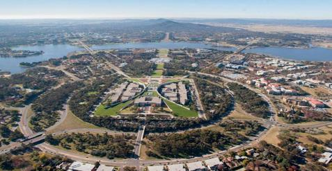 Which city is the capital of Australia?